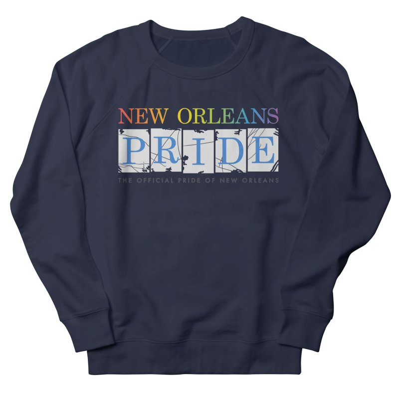 2017 logo items Men's Sweatshirt by New Orleans Pride