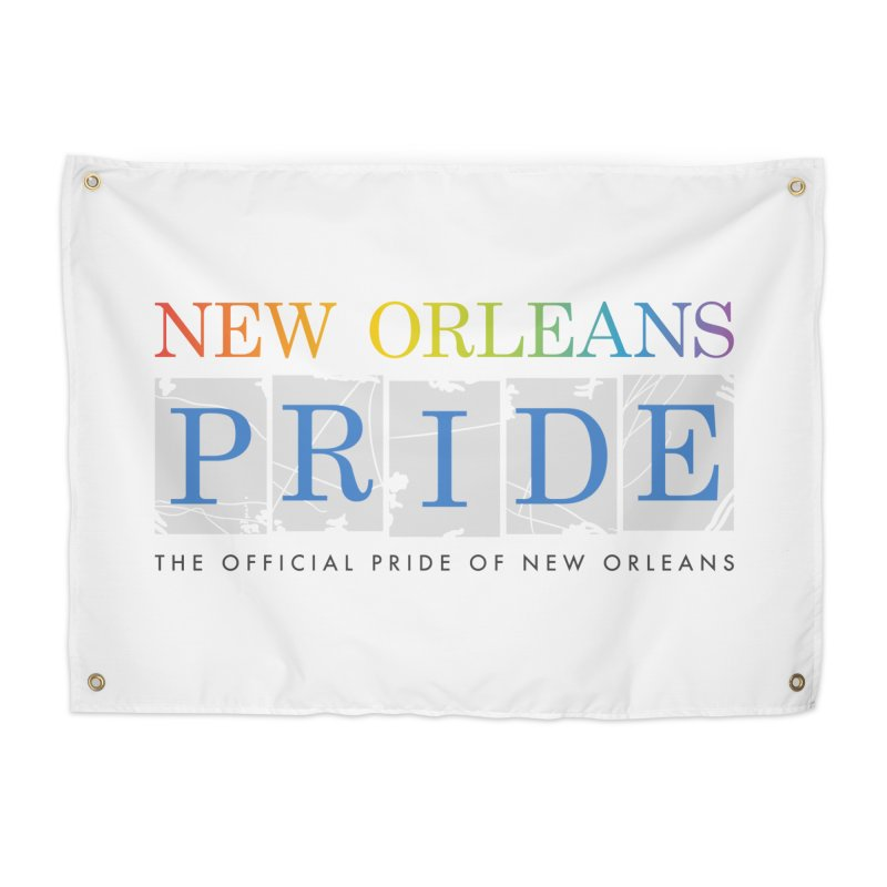 2017 logo items Home Tapestry by New Orleans Pride