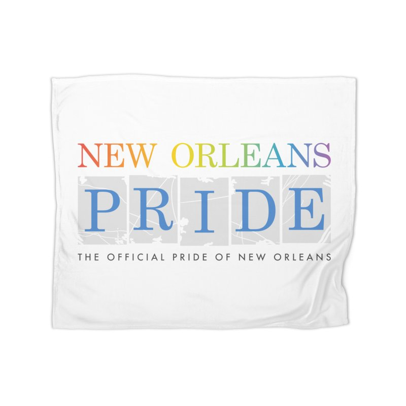 2017 logo items Home Blanket by New Orleans Pride