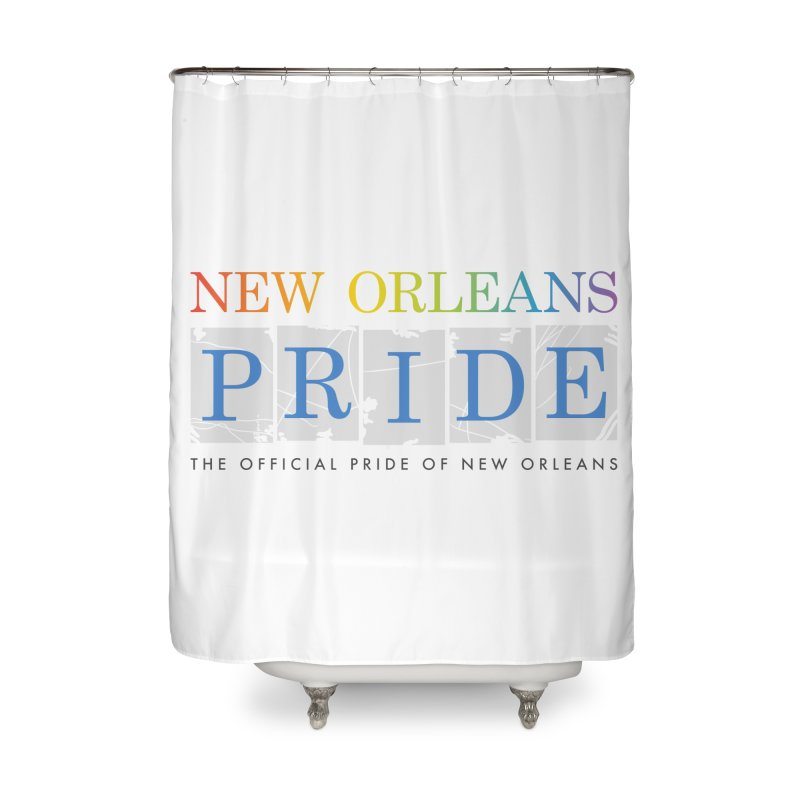 2017 logo items Home Shower Curtain by New Orleans Pride
