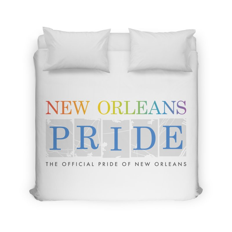2017 logo items Home Duvet by New Orleans Pride