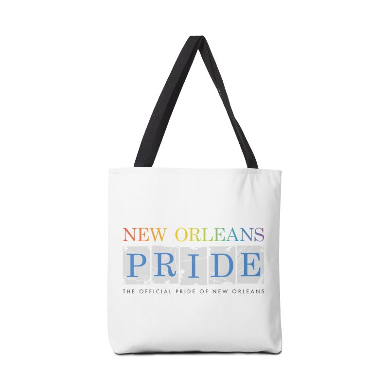 2017 logo items Accessories Bag by New Orleans Pride