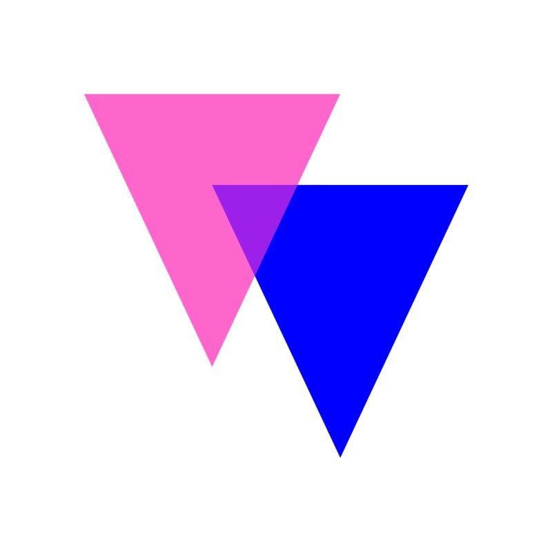 Triangles by New Orleans Pride