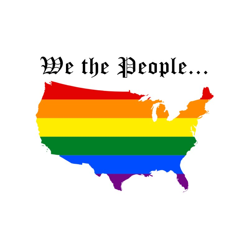 We the People by New Orleans Pride