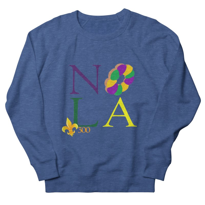 Mardi Gras T-Shirt Design Contest Winner Women's Sweatshirt by New Orleans Pride