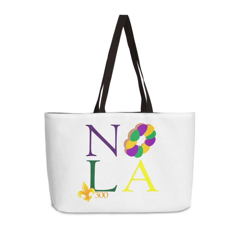 Mardi Gras T-Shirt Design Contest Winner Accessories Bag by New Orleans Pride