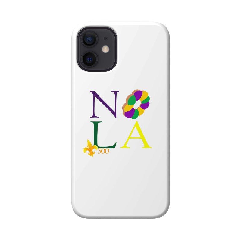 Mardi Gras T-Shirt Design Contest Winner Accessories Phone Case by New Orleans Pride