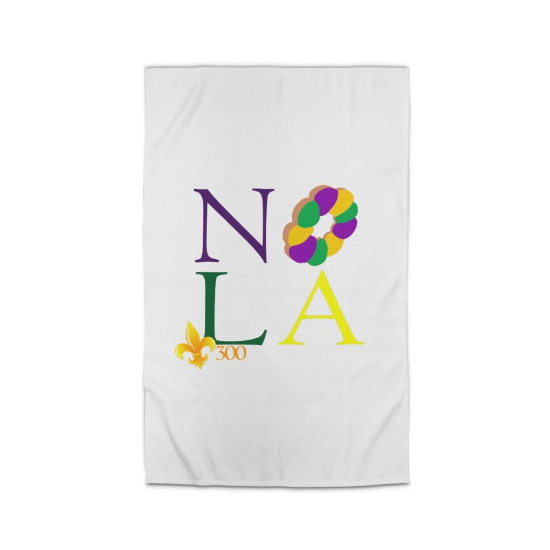 Mardi Gras T-Shirt Design Contest Winner Home Rug by New Orleans Pride