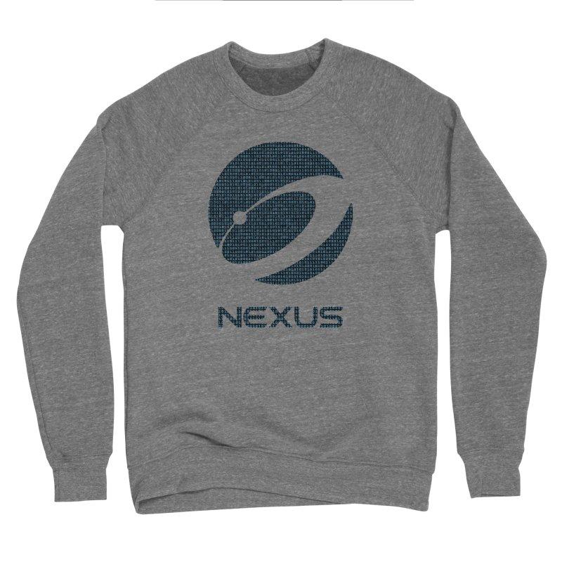Digital Nexus Men's Sweatshirt by Nexus Shop