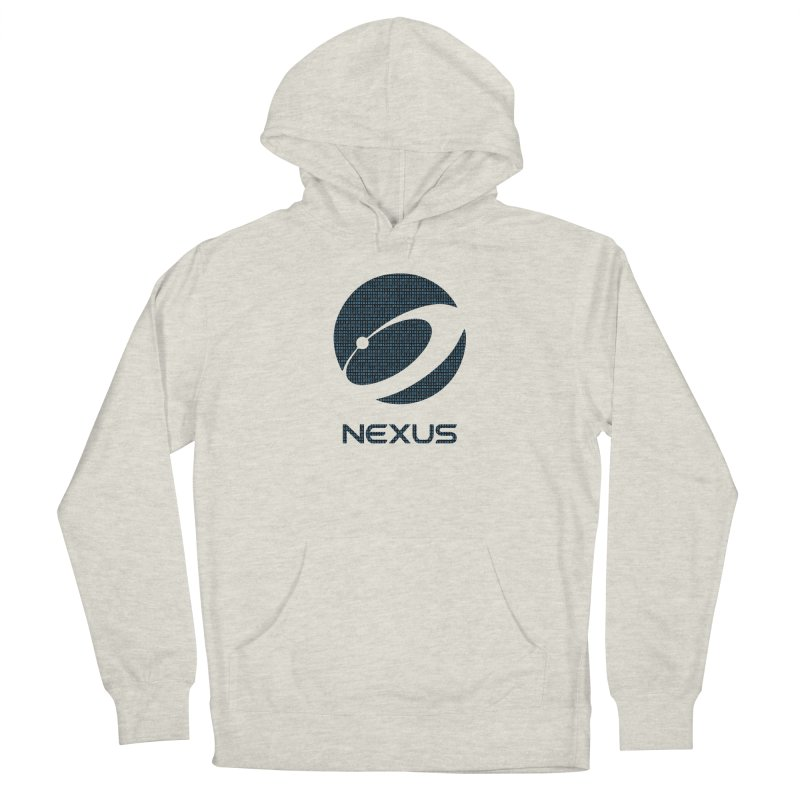 Digital Nexus Men's Pullover Hoody by Nexus Shop