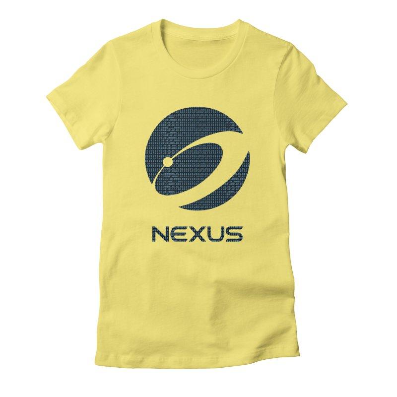 Digital Nexus Women's T-Shirt by Nexus Shop