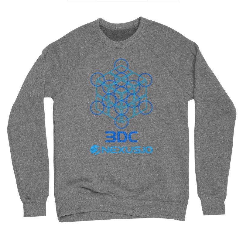 3DC Men's Sweatshirt by Nexus Shop