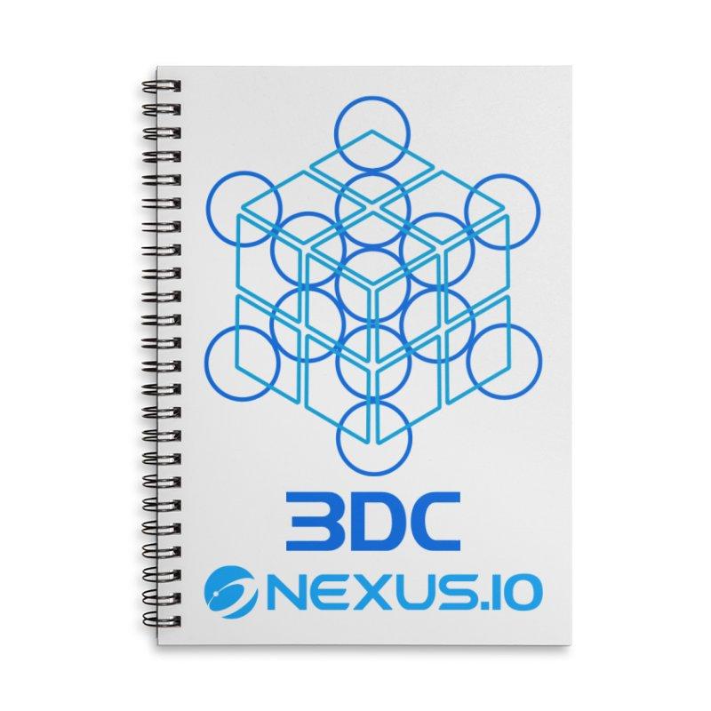 3DC Accessories Notebook by Nexus Shop