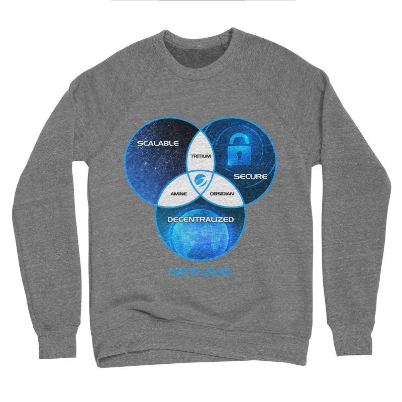 Nexus Trilemma Solved Men's Sweatshirt by Nexus Shop