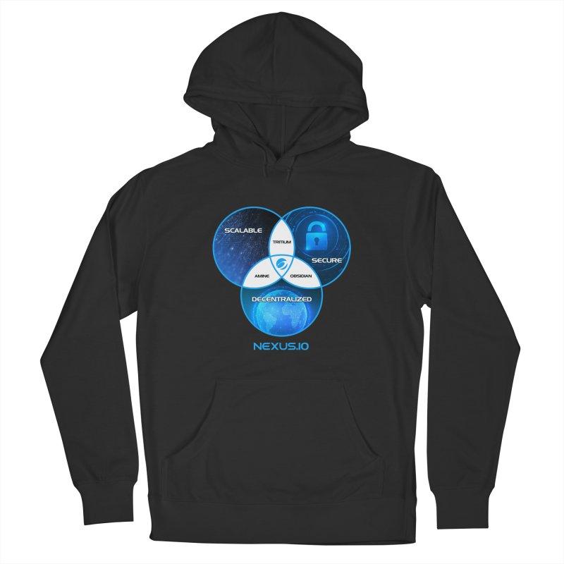 Nexus Trilemma Solved Men's Pullover Hoody by Nexus Shop