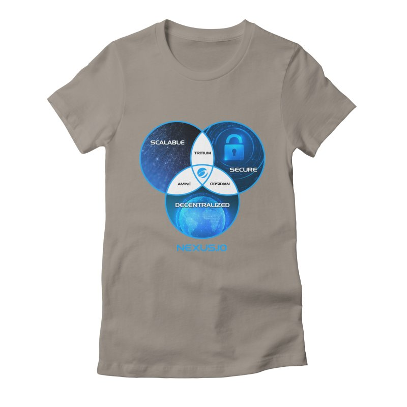 Nexus Trilemma Solved Women's T-Shirt by Nexus Shop