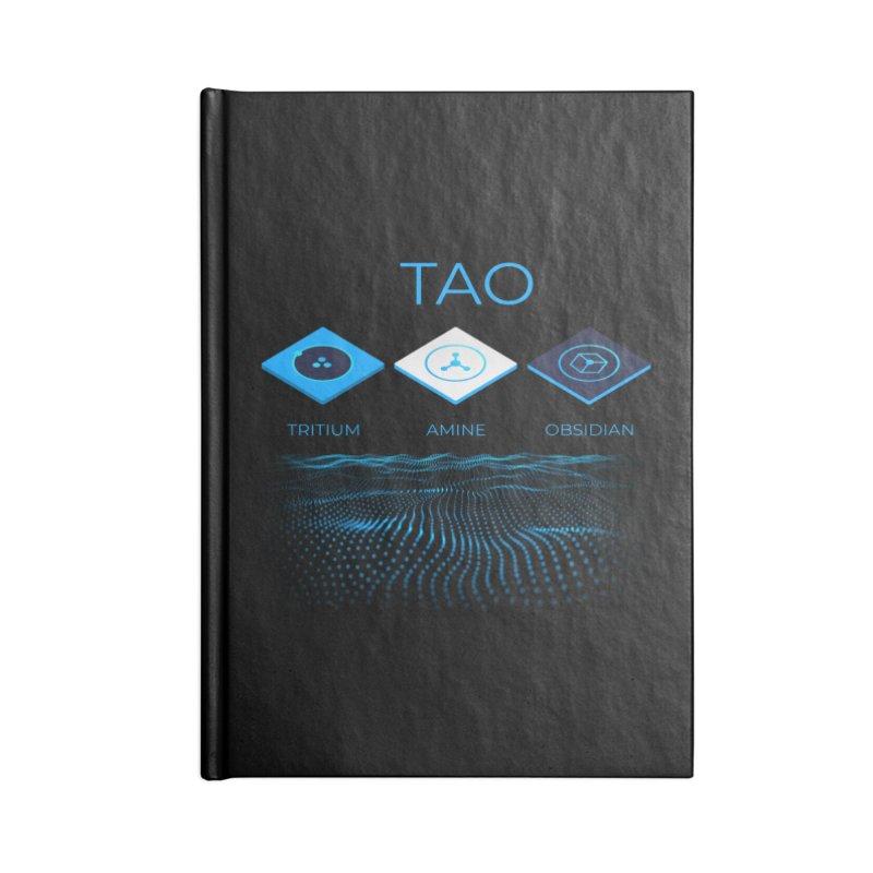 Nexus TAO Accessories Notebook by Nexus Shop
