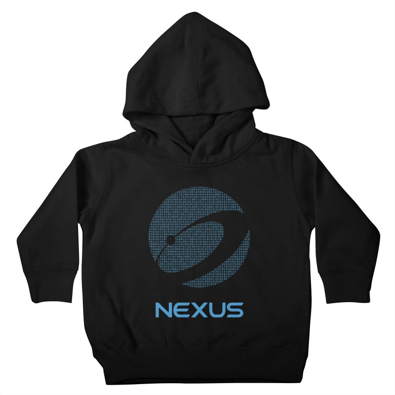 Digital Nexus Kids Toddler Pullover Hoody by Nexus Shop