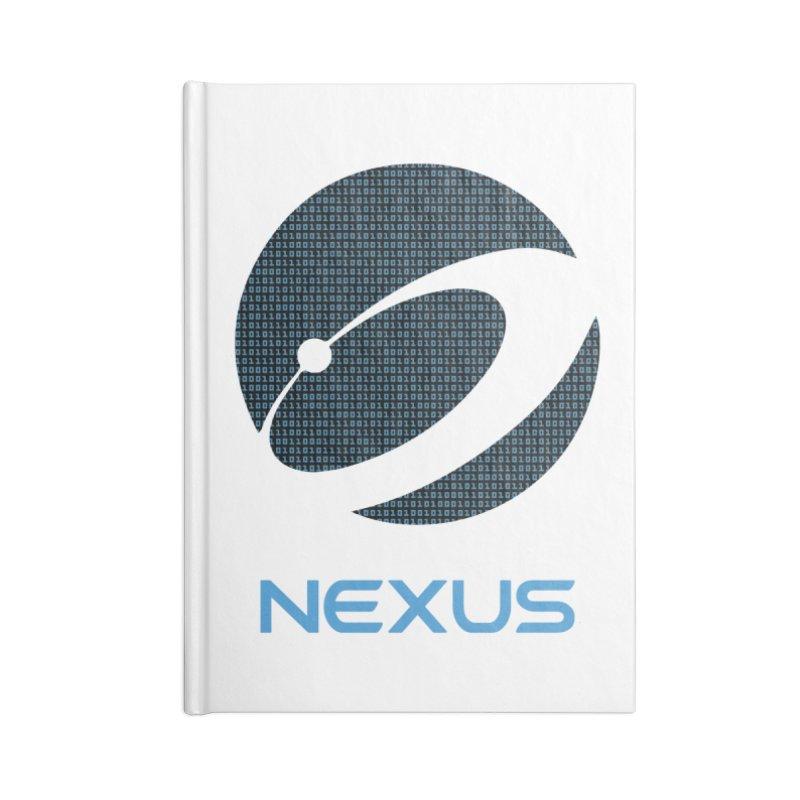 Digital Nexus Accessories Blank Journal Notebook by Nexus Shop