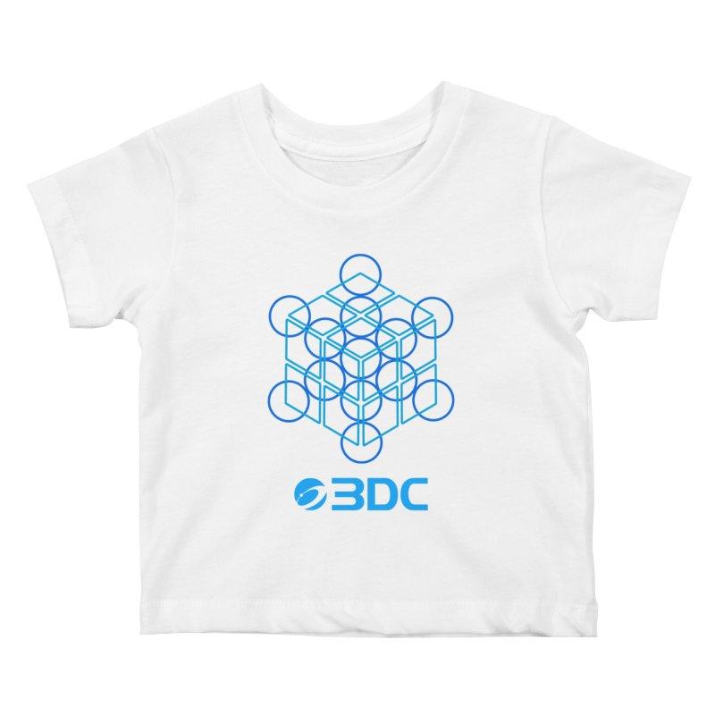 3DC Kids Baby T-Shirt by Nexus Shop