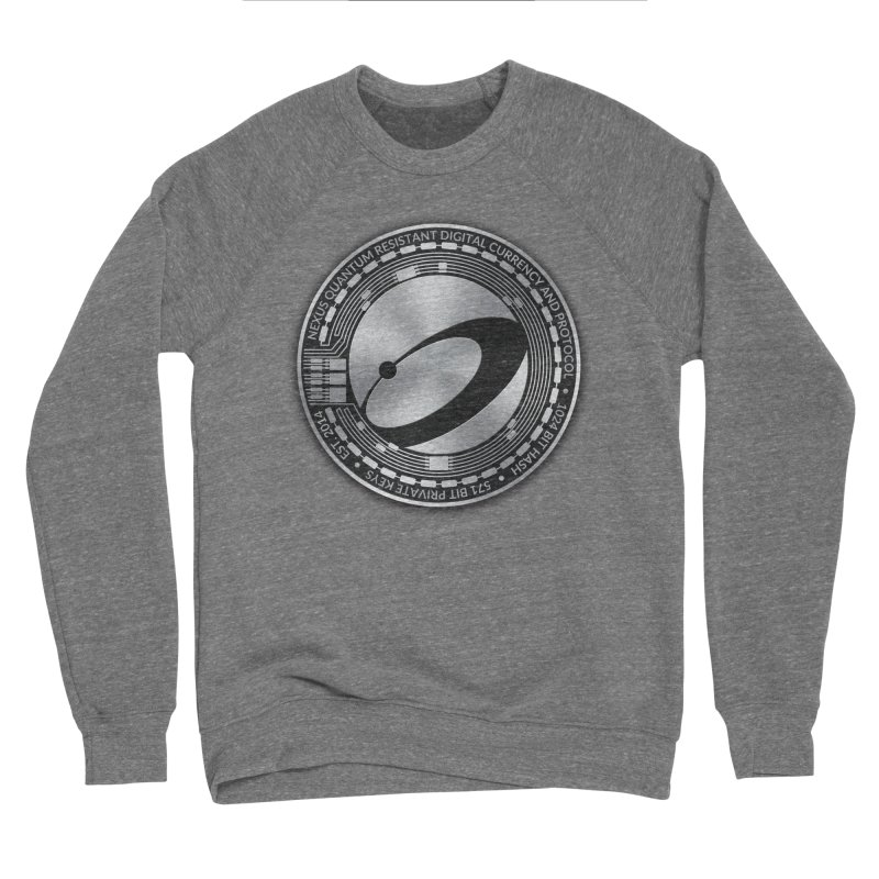 Quantum Resistant Digital Currency Men's Sweatshirt by Nexus Shop