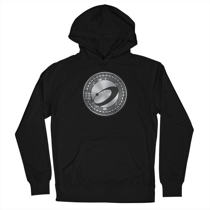 Quantum Resistant Digital Currency Men's French Terry Pullover Hoody by Nexus Shop