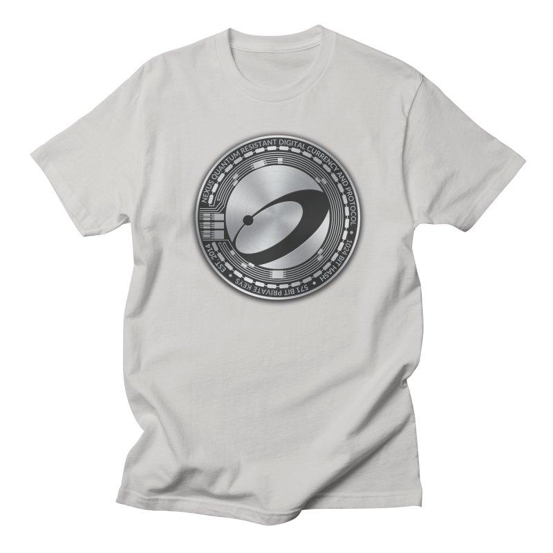 Quantum Resistant Digital Currency Men's Regular T-Shirt by Nexus Shop