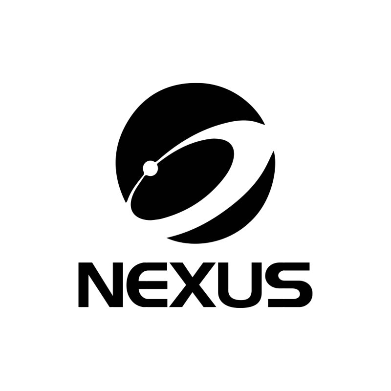 Black Nexus Logo by NexusEarth's Shop