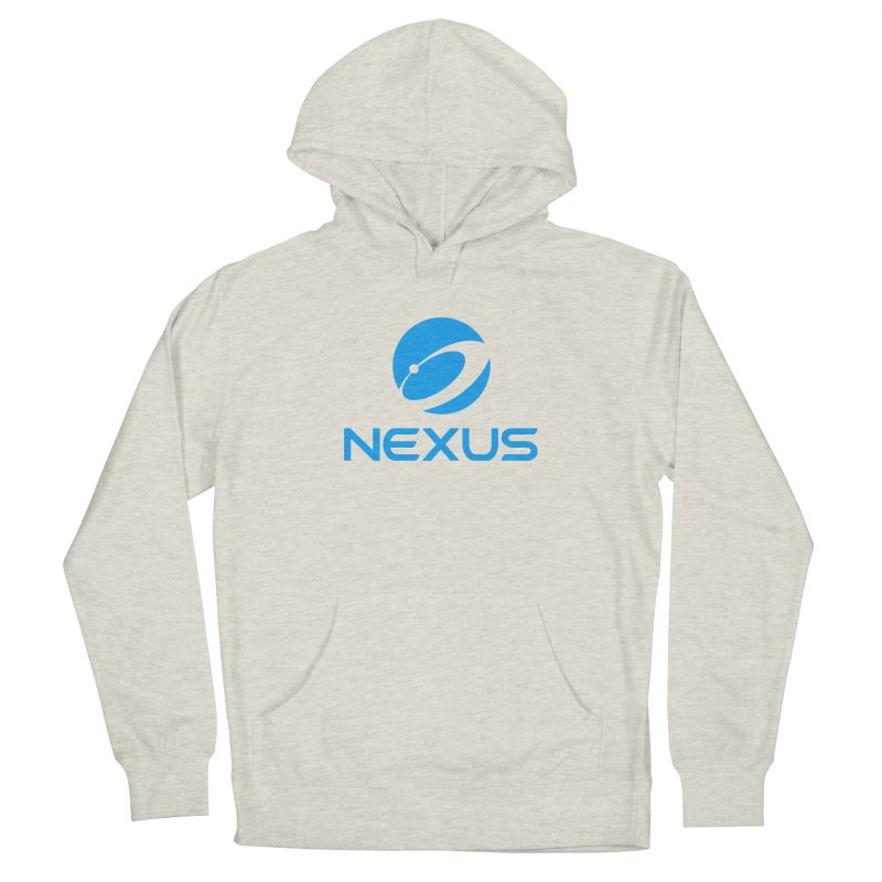 Original Nexus Logo Men's Pullover Hoody by Nexus Shop