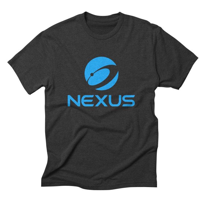 Original Nexus Logo Men's T-Shirt by Nexus Shop