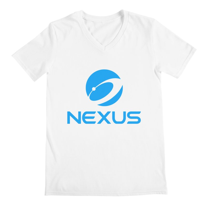 Original Nexus Logo Men's V-Neck by Nexus Shop
