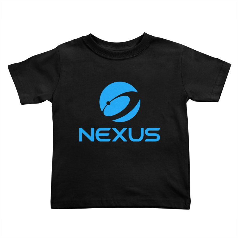 Original Nexus Logo Kids Toddler T-Shirt by Nexus Shop