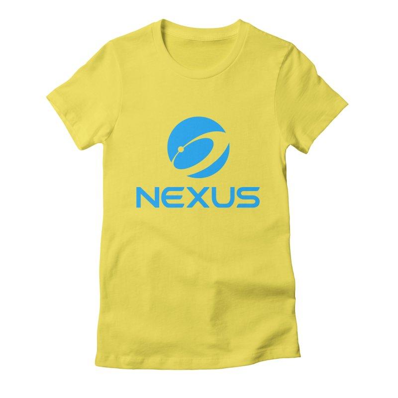 Original Nexus Logo Women's T-Shirt by Nexus Shop