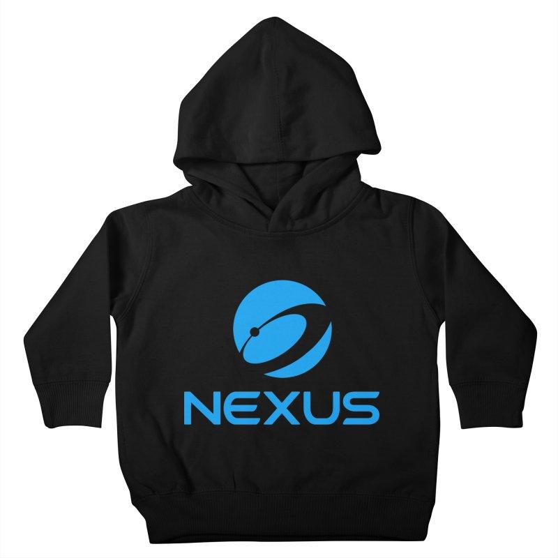 Original Nexus Logo Kids Toddler Pullover Hoody by Nexus Shop