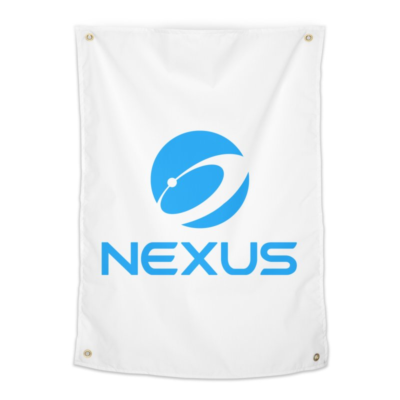 Original Nexus Logo Home Tapestry by Nexus Shop