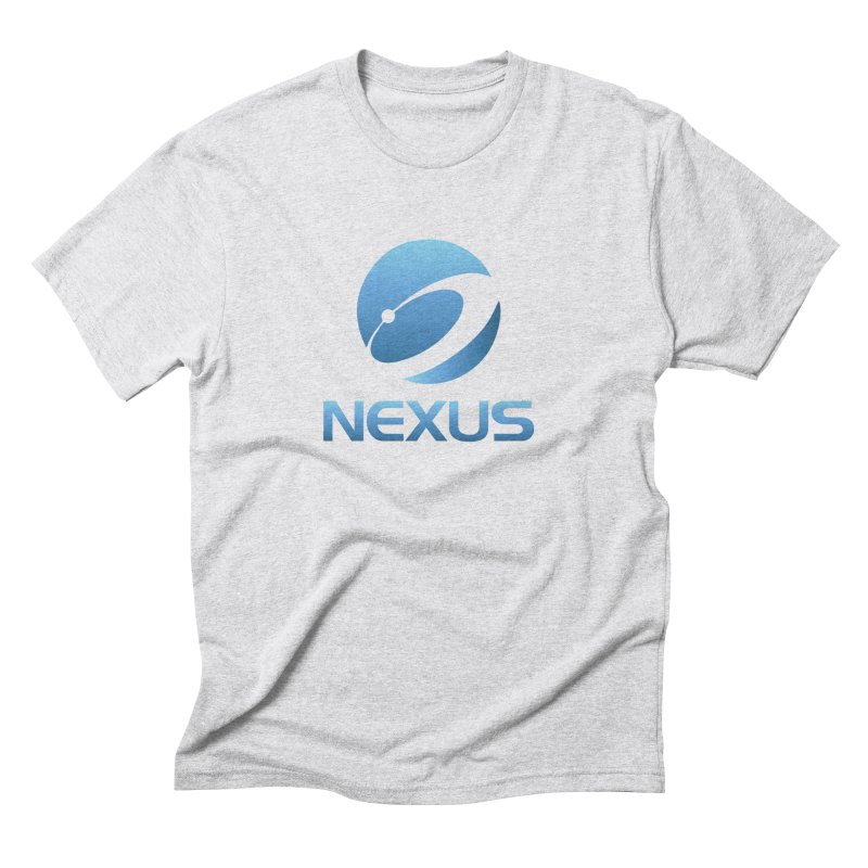 Original Nexus Logo Men's T-Shirt by NexusEarth's Shop