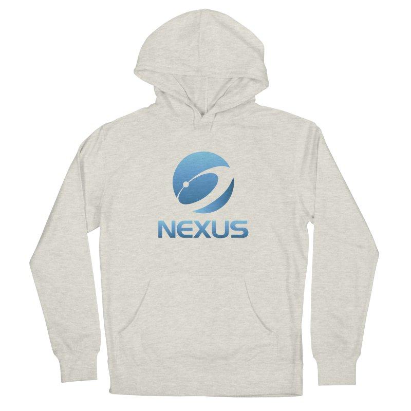 Original Nexus Logo Women's French Terry Pullover Hoody by NexusEarth's Shop