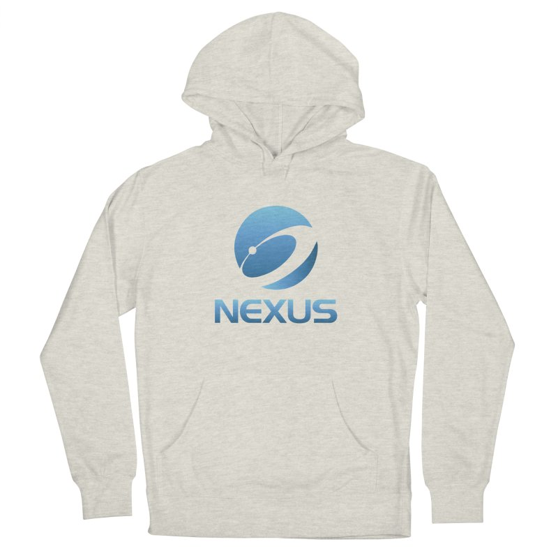 Original Nexus Logo Men's Pullover Hoody by NexusEarth's Shop