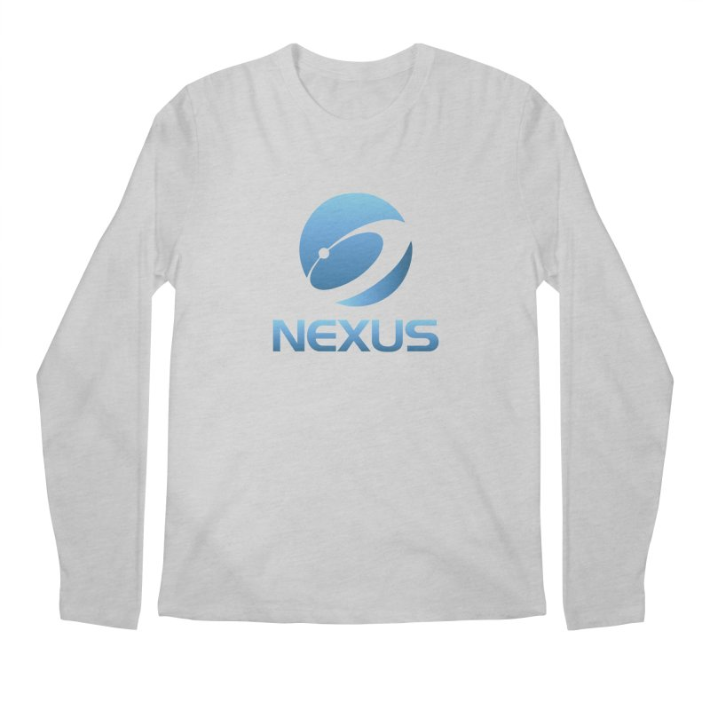 Original Nexus Logo Men's Regular Longsleeve T-Shirt by Nexus Shop