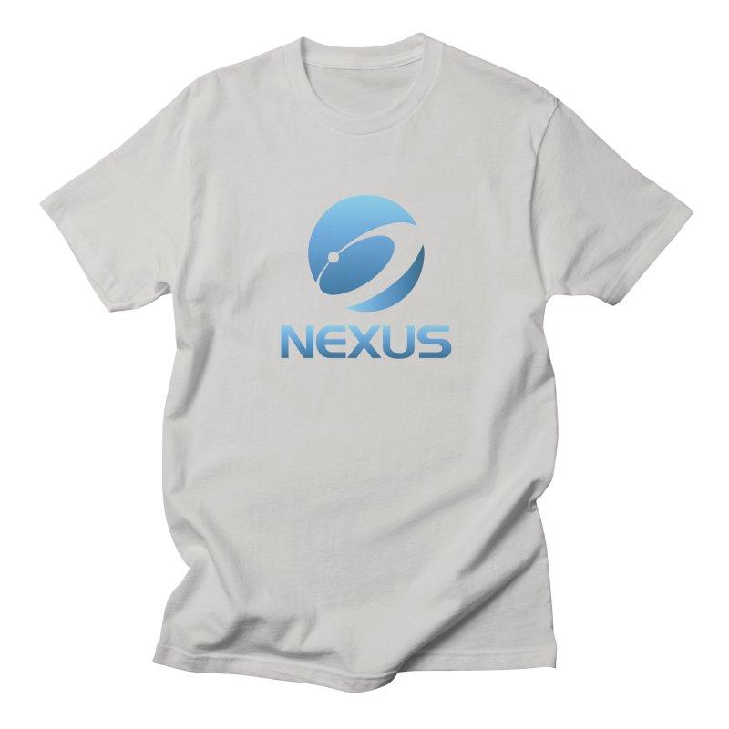 Original Nexus Logo Men's T-shirt by NexusEarth's Shop