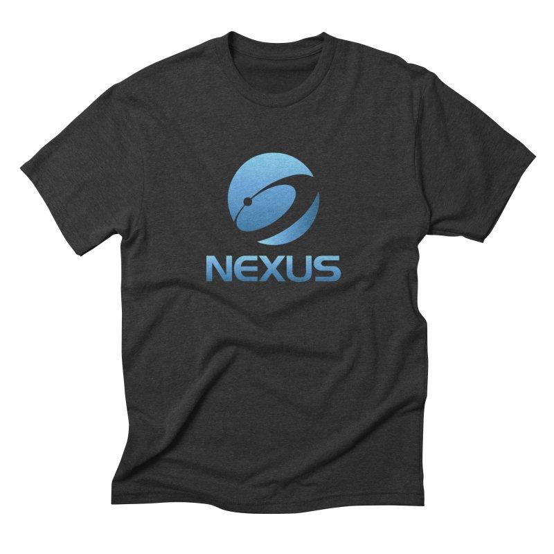 Original Nexus Logo Men's Triblend T-Shirt by NexusEarth's Shop