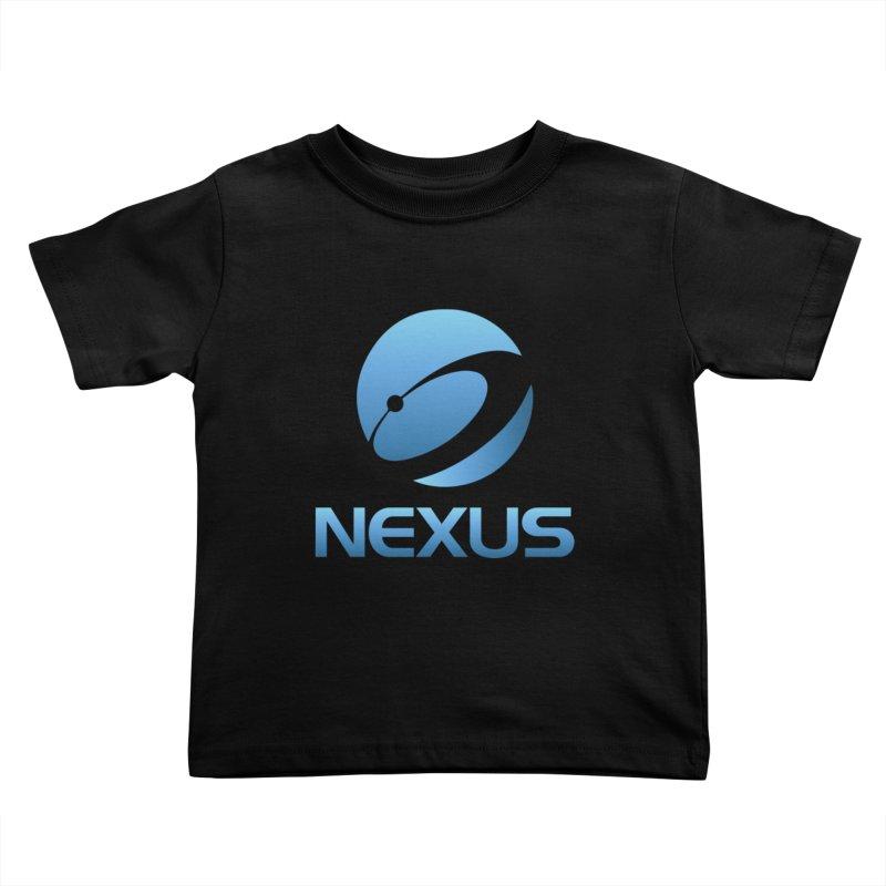 Original Nexus Logo Kids Toddler T-Shirt by NexusEarth's Shop