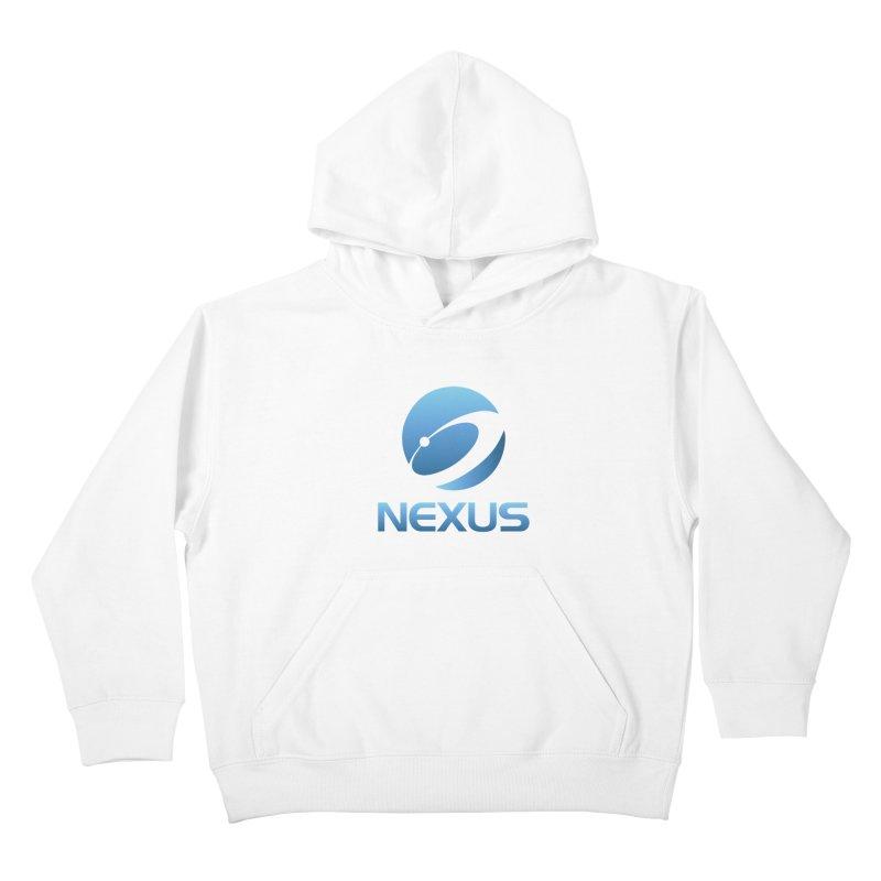 Original Nexus Logo Kids Pullover Hoody by NexusEarth's Shop