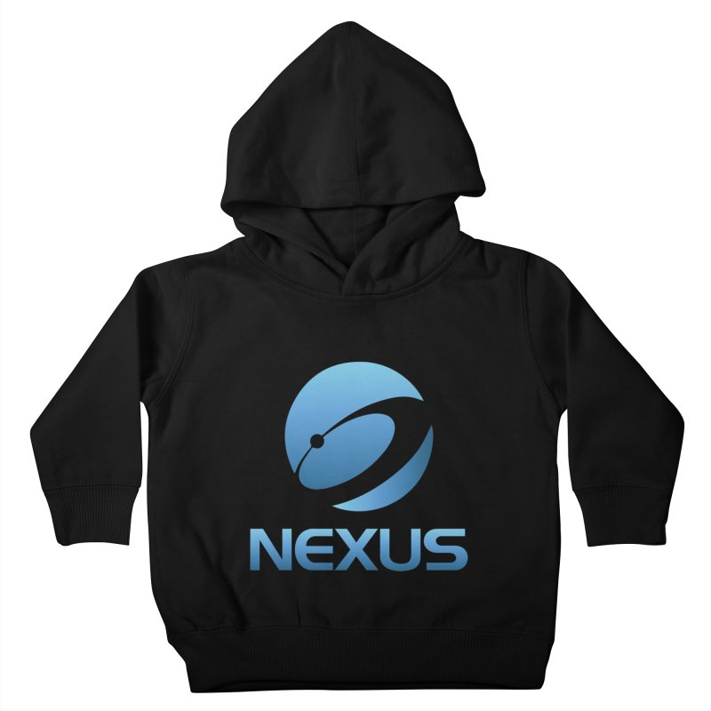 Original Nexus Logo Kids Toddler Pullover Hoody by NexusEarth's Shop