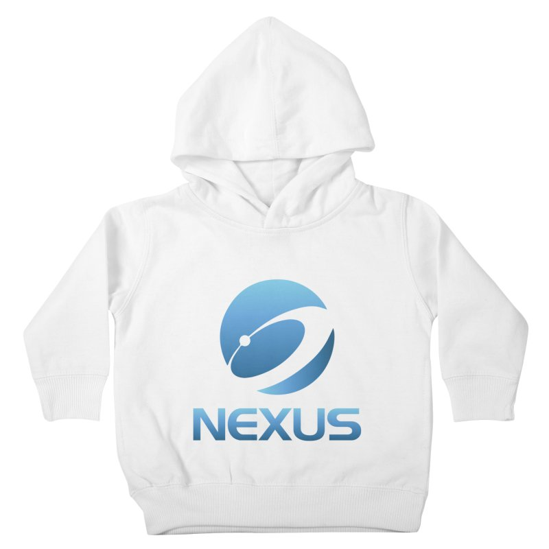 Original Nexus Logo Kids Toddler Pullover Hoody by Nexus Shop