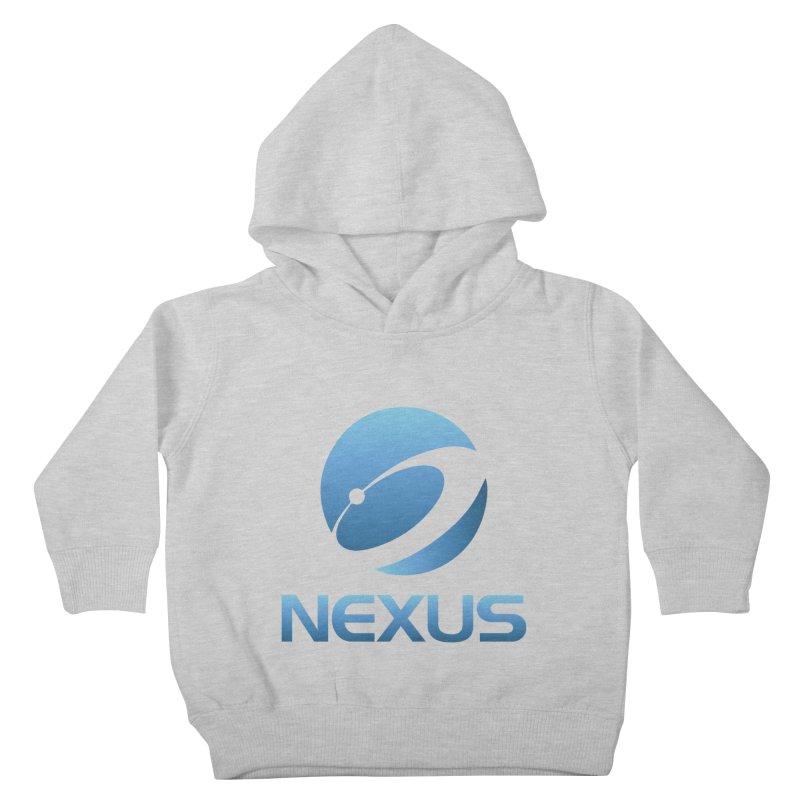 Original Nexus Logo Kids Toddler Pullover Hoody by NexusEarth's Shop