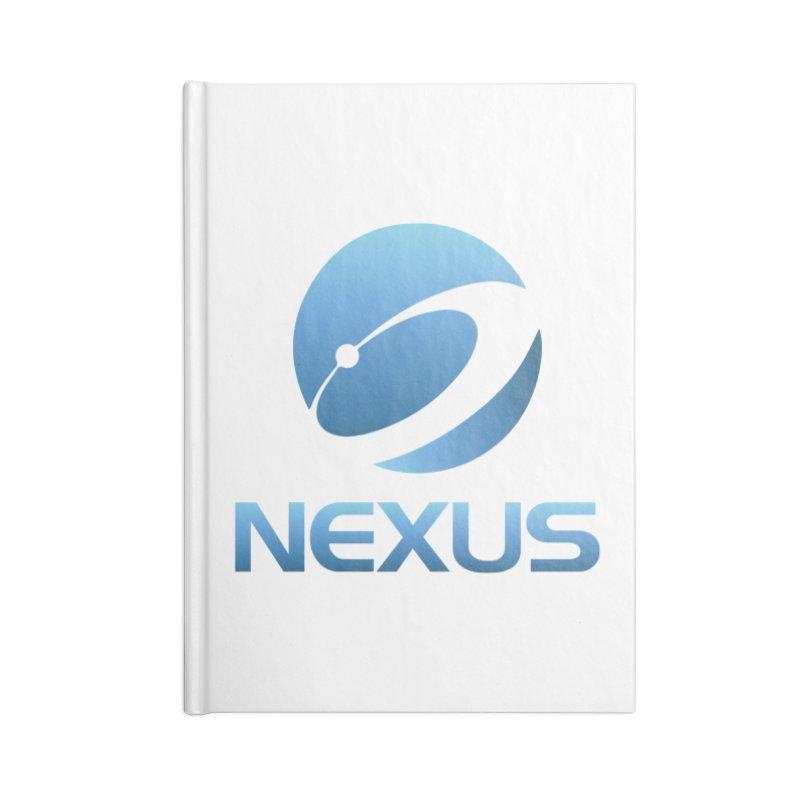 Original Nexus Logo Accessories Notebook by NexusEarth's Shop