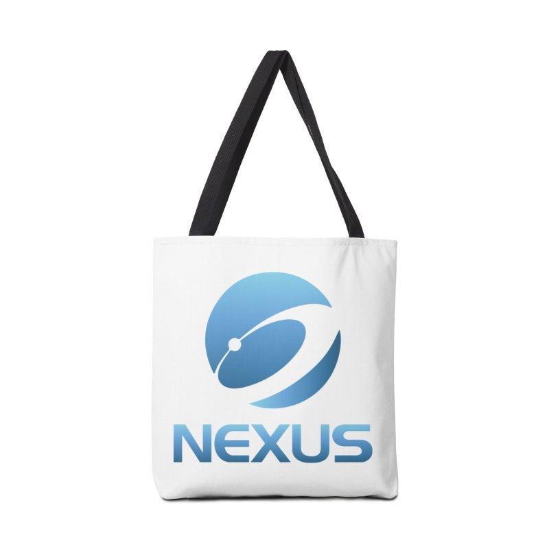 Original Nexus Logo Accessories Tote Bag Bag by Nexus Shop