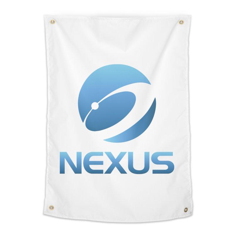 Original Nexus Logo Home Tapestry by Nexus Shop