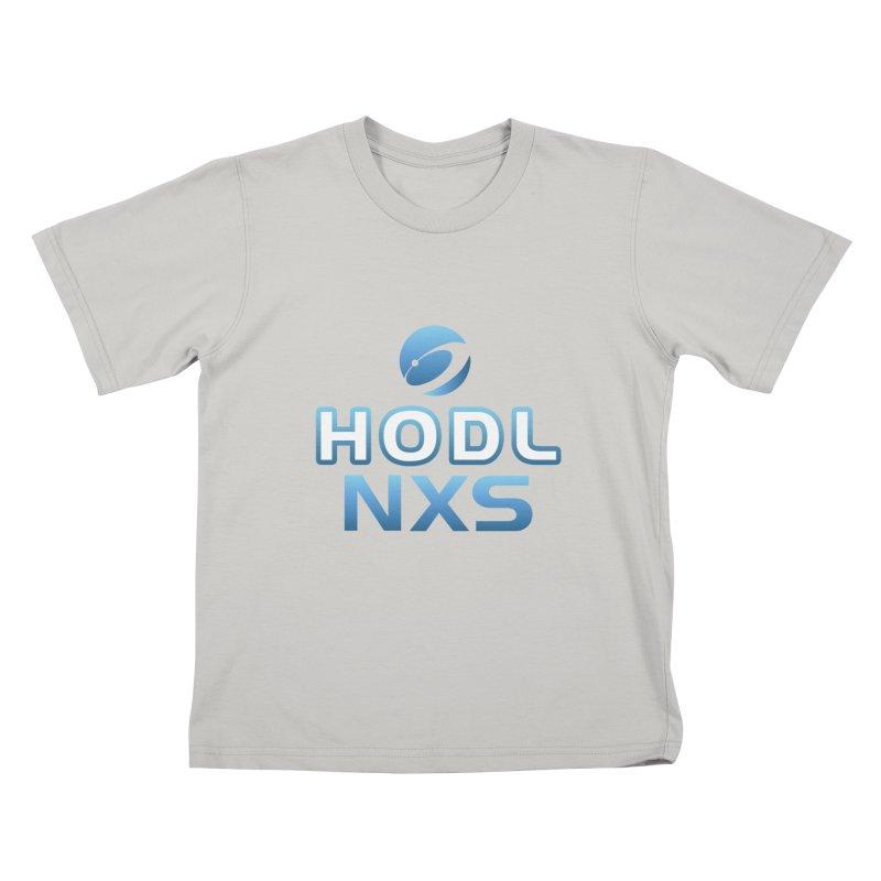 HODL NXS Kids T-shirt by NexusEarth's Shop